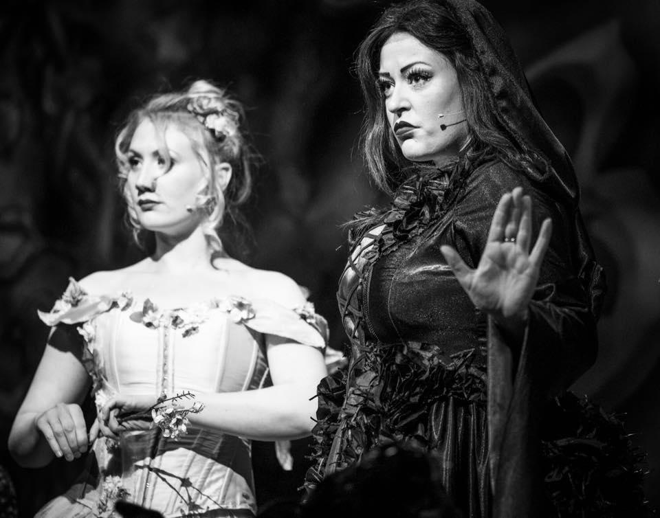 Fairy Blossom And Elvira