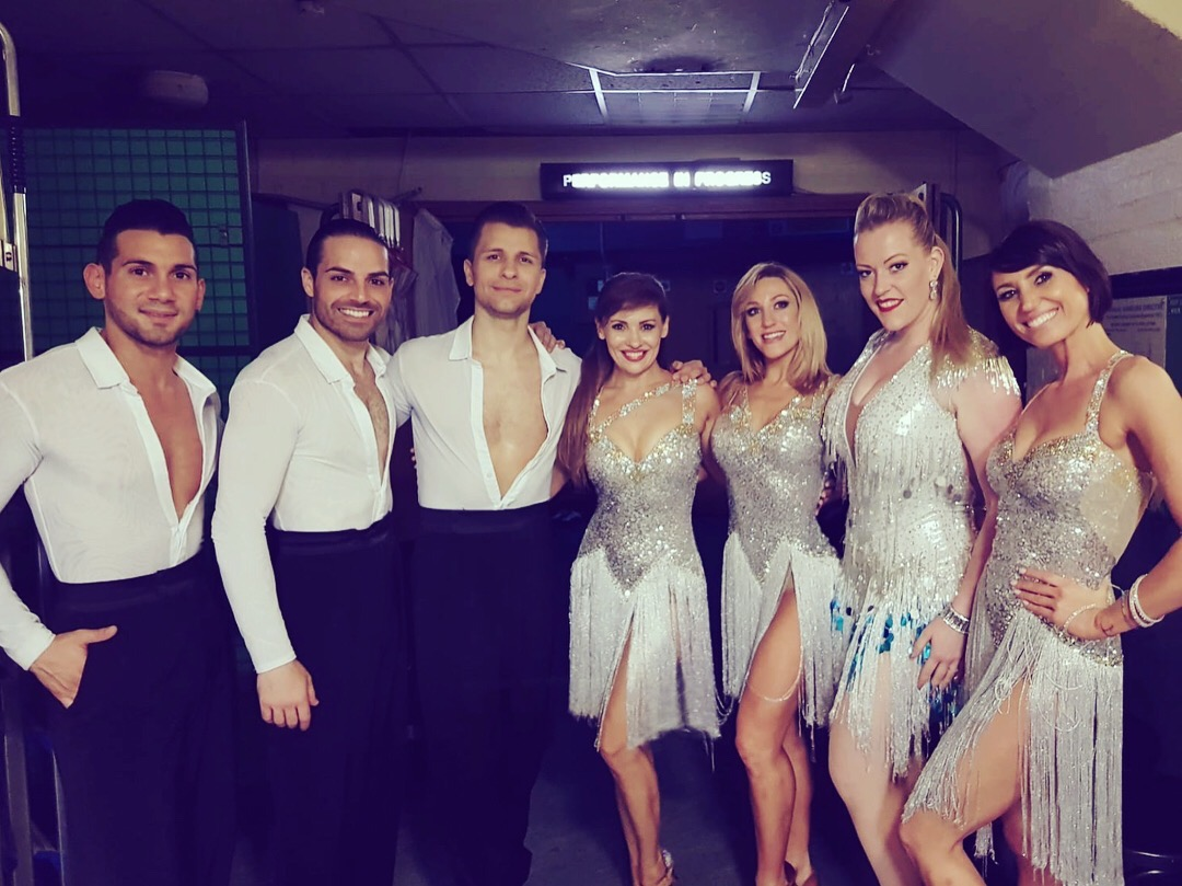 Final Show Of 'The Magic Of Hollywood'