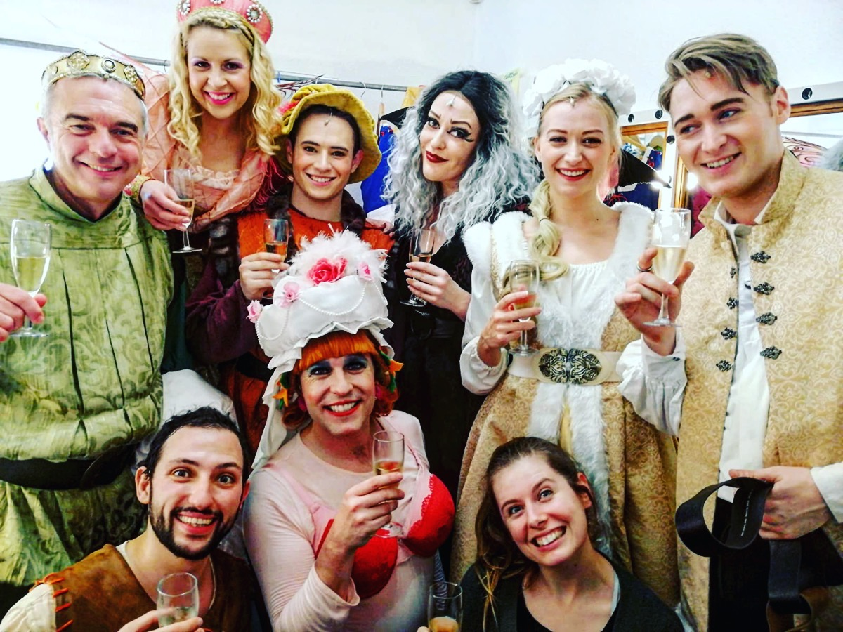 Opening Night With The Cast