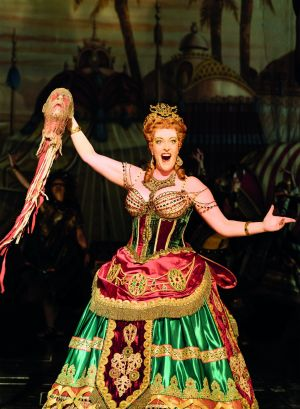 The Phantom Of The Opera - Carlotta